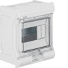 HAGER Rozdzielnia VECTOR IP65 6mod UV