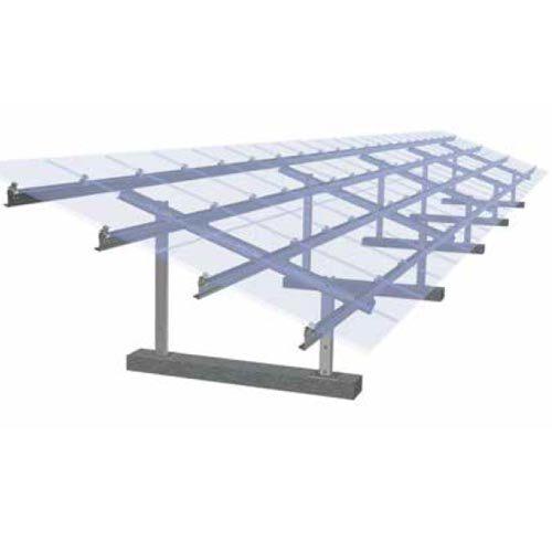 PVMax kit - zestaw na 22 panele na 4 nogach (2 x 11 pionowo )