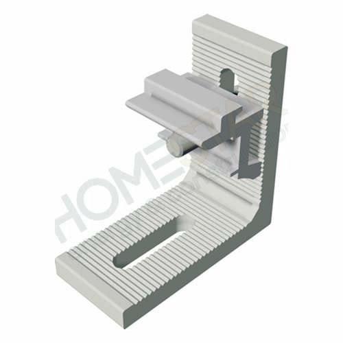 Mocowanie do dachu Gont Metalowy Roof hooks standard Rapid2+ L