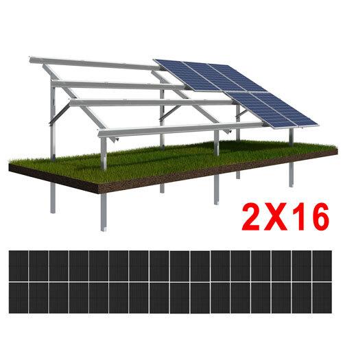 Konstrukcja gruntowa N2V16 moduły MAŁE