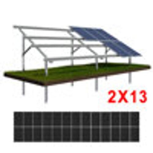 Konstrukcja gruntowa N2V13 moduły DUŻE