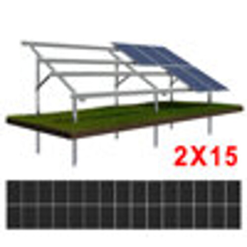 Konstrukcja gruntowa N2V15 moduły SREDNIE