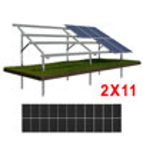 Konstrukcja gruntowa N2V11 moduły DUŻE