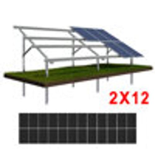 Konstrukcja gruntowa N2V12 moduły ŚREDNIE