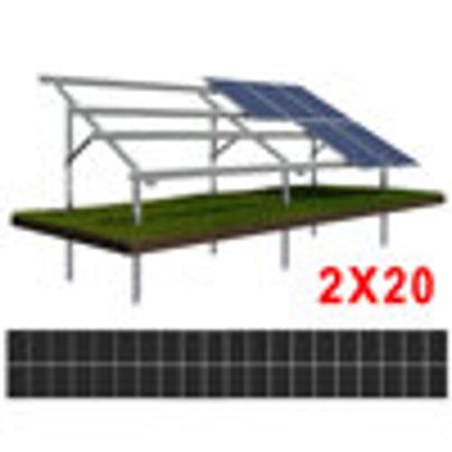 Konstrukcja gruntowa N2V20 moduły ŚREDNIE