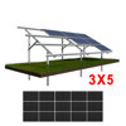 Konstrukcja gruntowa N3H5 moduły SREDNIE