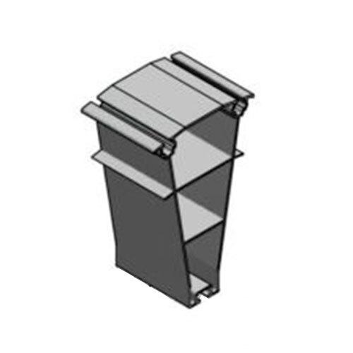 FixZ-10 profil środkowy 18-96mm z konektorem